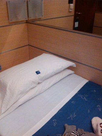 Novo Hotel Rossi: camera
