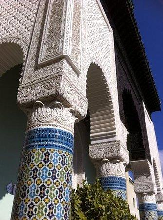 Le Spa du Palais Faraj : la beauté  du decors