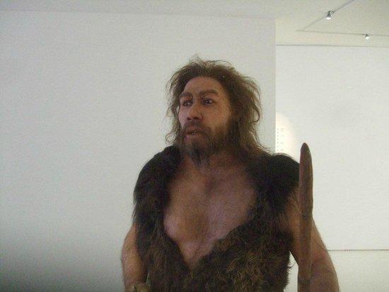 Pole International de la Prehistoire: l'homme de Néanderthal