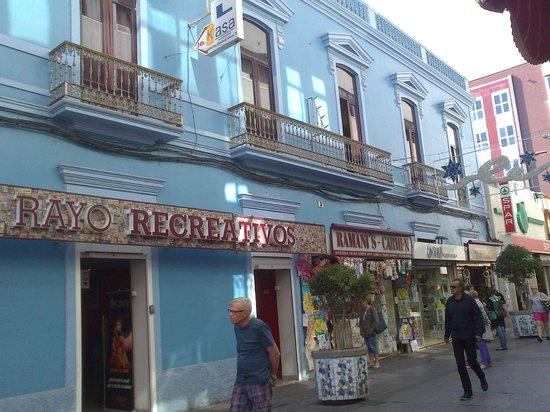 Hostal Kasa Gran Canaria: Vackert hus