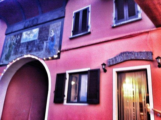 Morimondo, Italy: Trattoria Fallavecchia