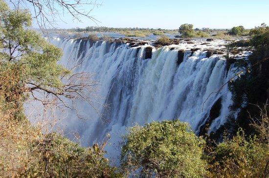 Mosi-oa-Tunya / Victoria Falls National Park : Smukt