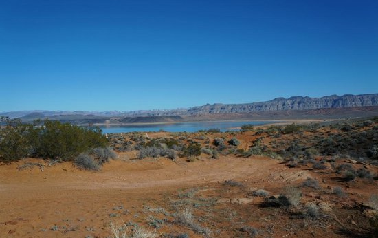 ATV and Jeep Adventure Tours: Great trails all around Sand Hollow State Park