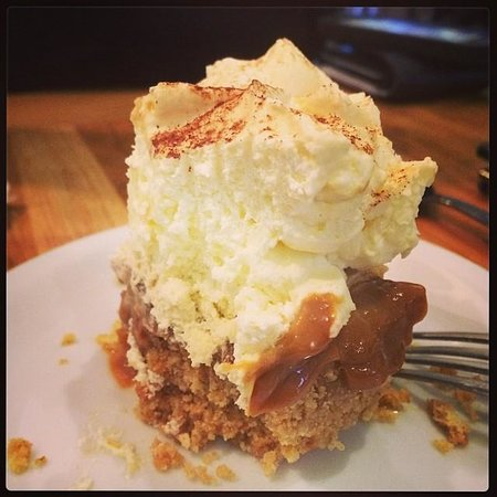 Treats Tea Room: Banoffee Pie!