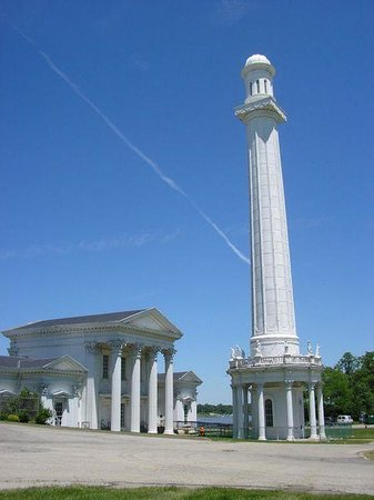 Ramada Louisville North : Water Tower