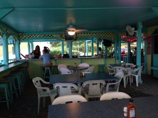 Calypso Cafe : Bar