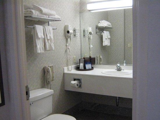 BEST WESTERN PLUS Seaport Inn Downtown: Bathroom