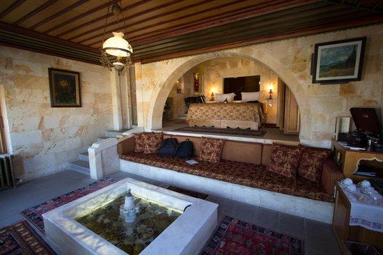 Museum Hotel: Divan room
