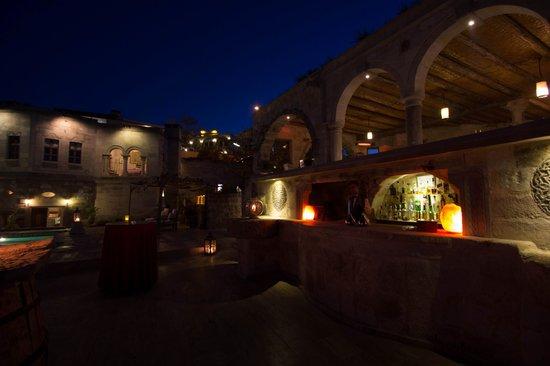 Museum Hotel : Bar area