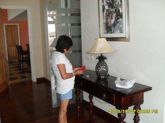 Iberostar Rose Hall Beach Hotel: notre chambre
