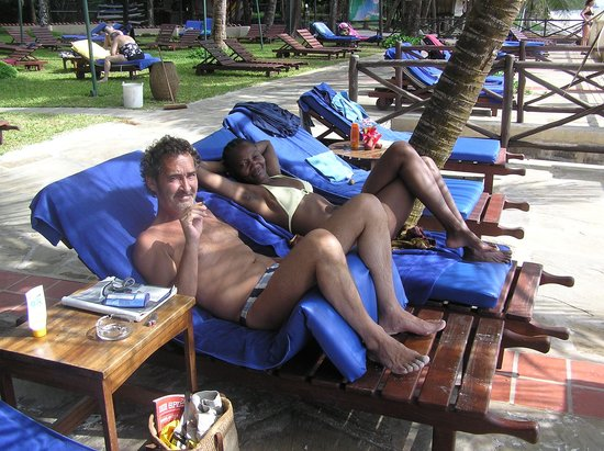 Neptune Beach Resort: Auf der Liege