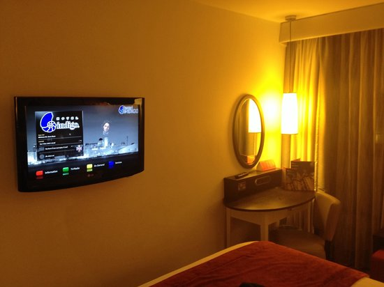 Hotel Indigo Liverpool: Bedroom