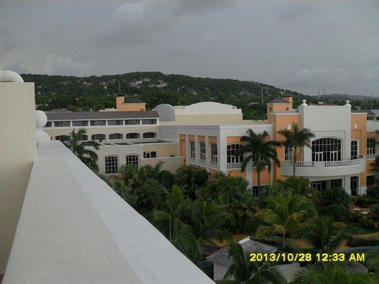 Iberostar Rose Hall Beach Hotel: panorama