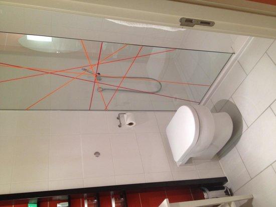 Hotel Indigo Liverpool: Shower