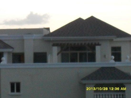 Iberostar Rose Hall Beach Hotel : terrasse privé de notre suite