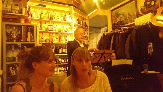 Lazio: opera aften og dejlig mad