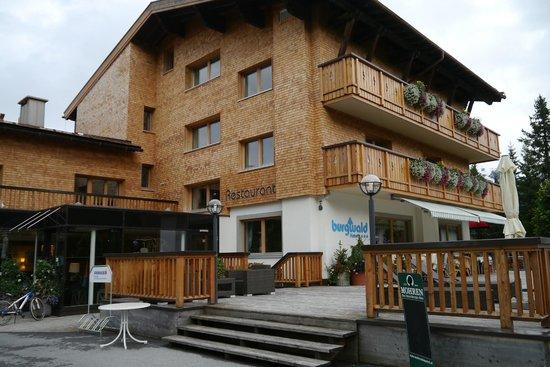 Burgwald Hotel: Hotel