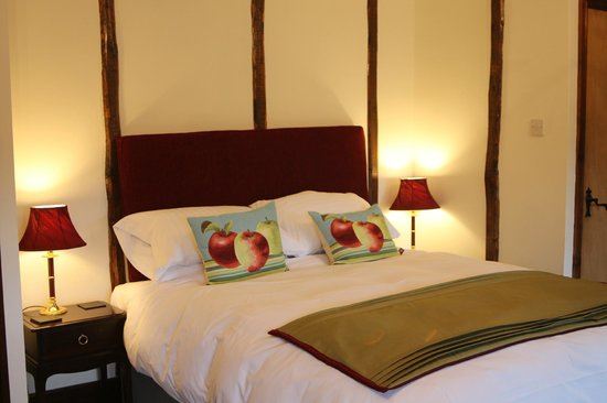 Trull Bed and Breakfast at Higher Dipford Farmhouse