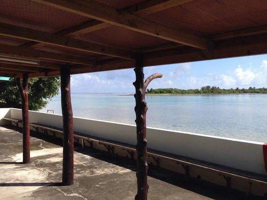 Lopana Villas: View from villa