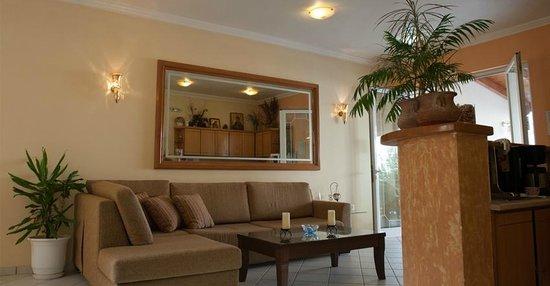 Agios Sostis Hotel Apartments: Reception