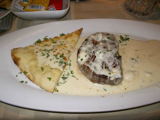 Ristorante Rosa Rossa: Steak