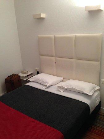 Hotel Lecourbe: camera da letto