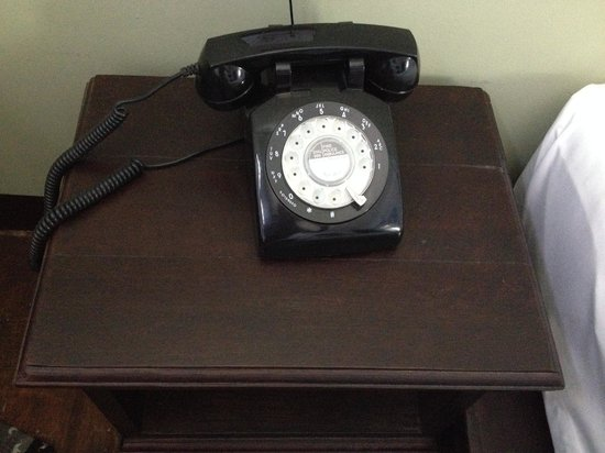 The Memory at On On Hotel: room phone