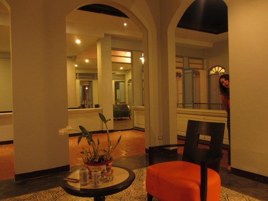 The Memory at On On Hotel: first floor