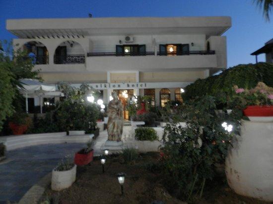 Alkion Hotel: Hotel