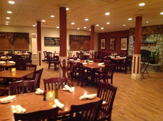 Montano's Restaurant: Newly made over