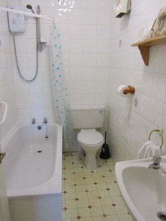Breezemount Manor: bathroom