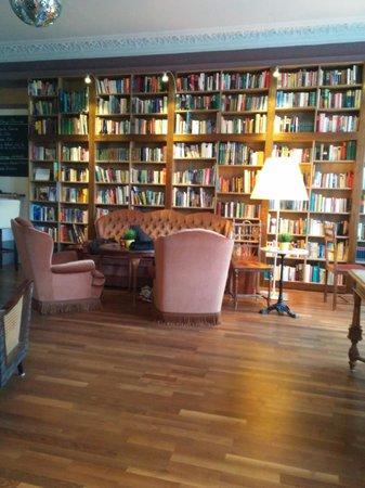 Grand Hostel Berlin : Living room