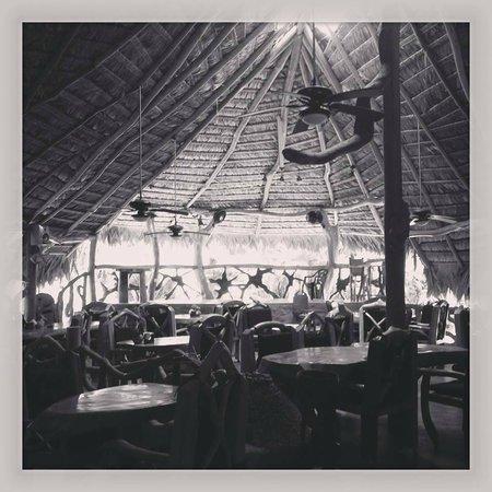 Hotel La Costa de Papito : Restaurant