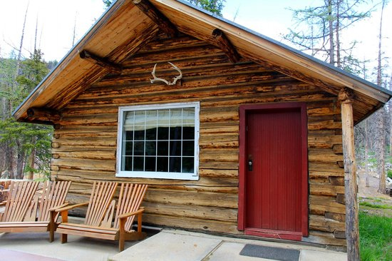 Cathedral Lakes Lodge: Harvie Walker's cabin