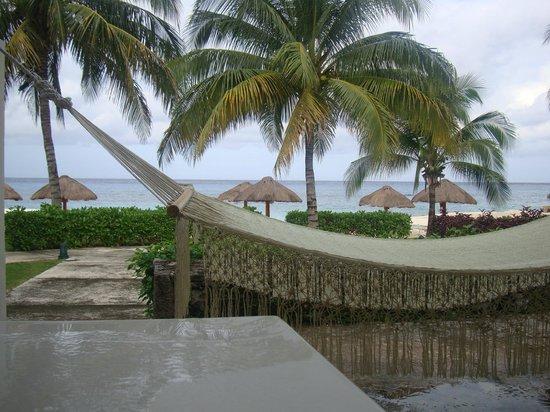 Presidente Inter-Continental Cozumel Resort & Spa: Vista desde la habitación