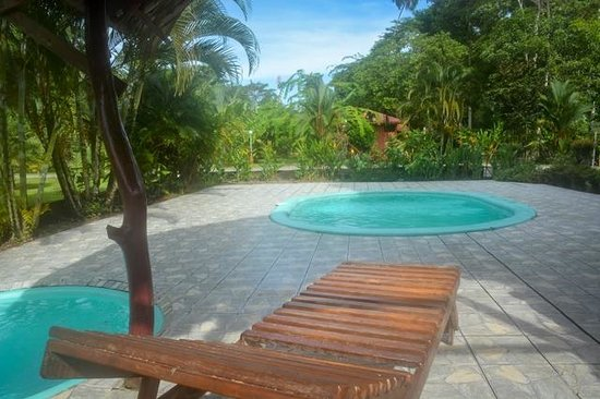 Costa Azul Lodge: Pool
