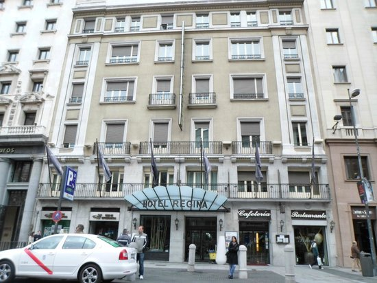 Rummet picture of hotel regina madrid tripadvisor for Hotel regina alcala 19 madrid