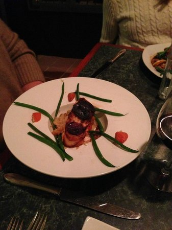 The Tasting Room At Gendron Catering: salmon