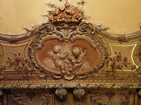 Schlosshotel Mostov: Stuck