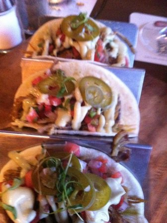Himmareshee Public House: The Best Pork Tacos - Que Rico!
