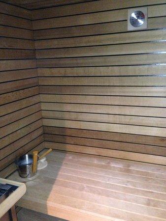 Tiffany Hotel: Sauna