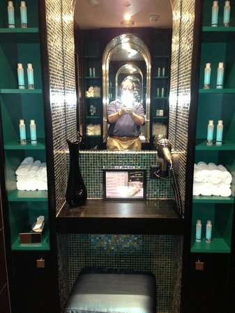 Tiffany Hotel: Hotel Spa