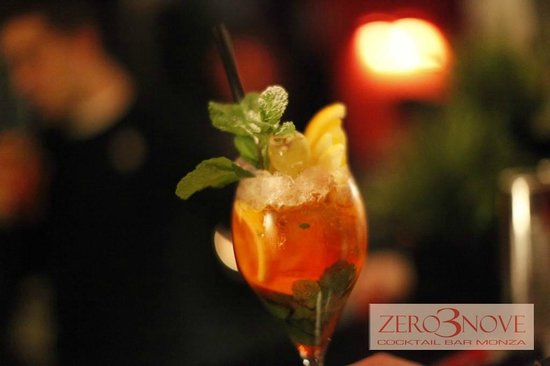 zero3nove Cocktail Bar
