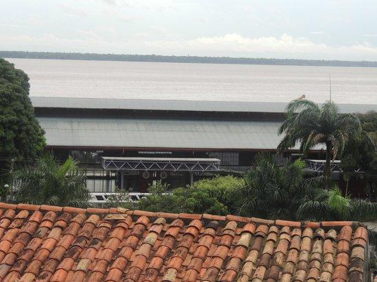 Hotel Itaoca Belem: Vista para a Estação das Docas
