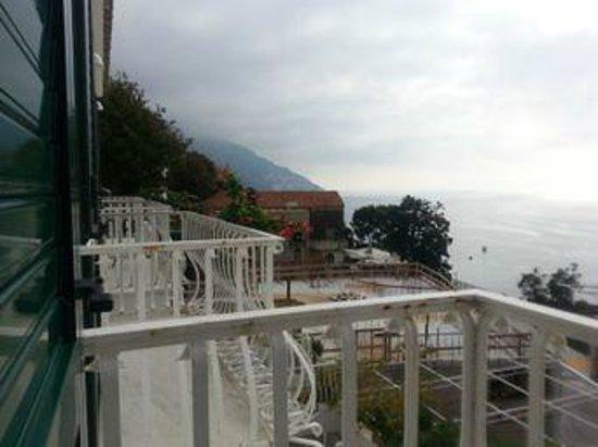 Dimora del Podesta: Room with a view