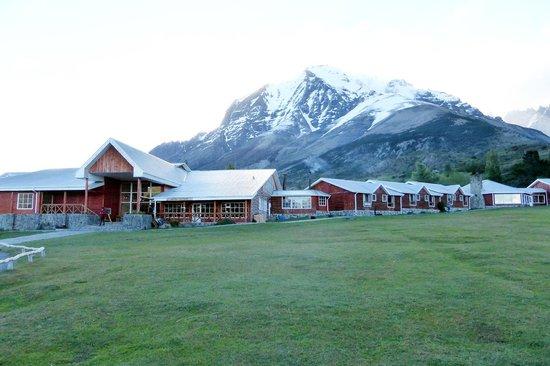 Las Torres Patagonia: HOTEL