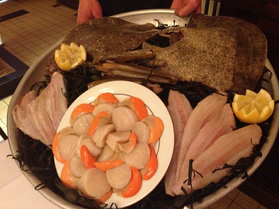 Comptoir A Huitres : Fresh seafood