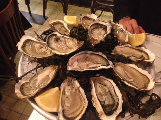 Comptoir A Huitres : Oysters