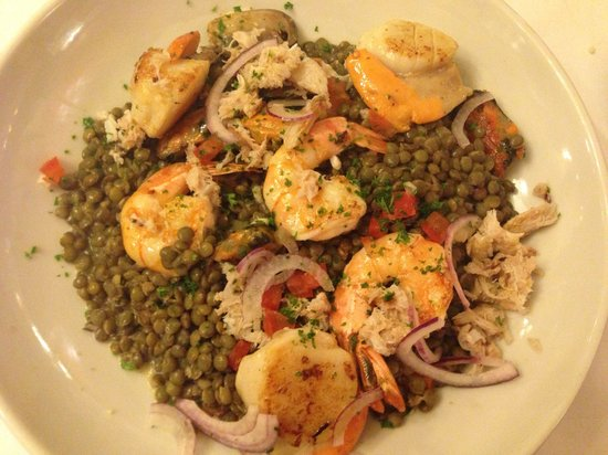 Comptoir A Huitres : Seafood plate