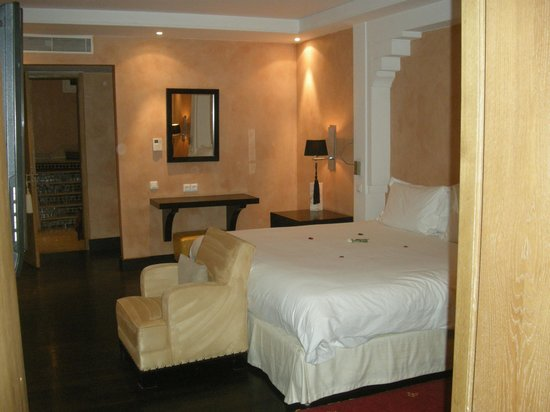 Hotel & Ryads Barriere Le Naoura Marrakech: chambre
